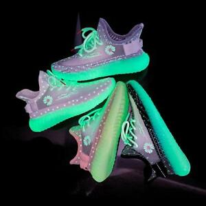 New-Women-039-s-luminous-Daisy-Casual-Running-Shoes-Sports-Shoes-Walking-Sneakers