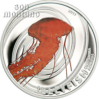 .925 SILVER 2010 PITCAIRN ISLAND DEEP SEA FISH//BLACK SEA DEVIL..$2 COIN..1//2 OZ