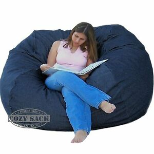 Huge Bean Bag Chair Factory Direct Cozy Sack