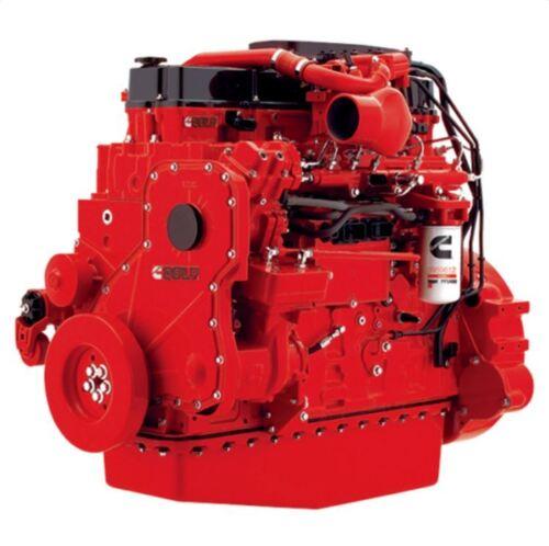 ISL QSL9 Cummins 4021418 Troubleshooting Service Repair Manual ISC ISC QSC8.3