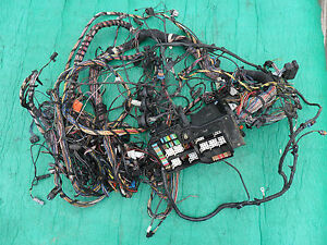 bmw e36 z3 96 main body wiring harness loom complete z3 fuse box ebay rh ebay com BMW Stereo Wiring Harness BMW R80 Wiring Harness