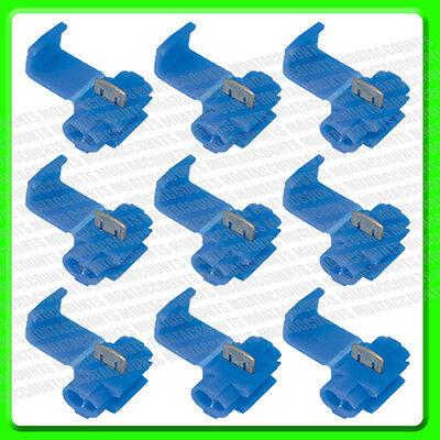 A Pack of 10 Scotch Locks Blue PWN759