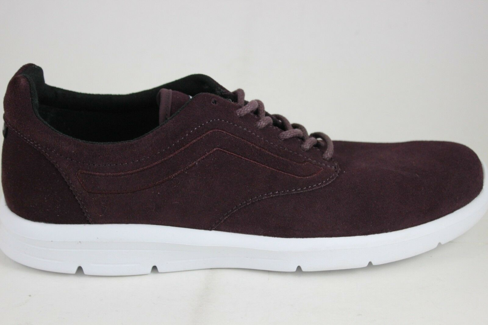 Vans Iso 1.5 Suede Iron Brown True White VN0A2Z5SM45 Brand New In Box