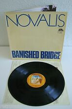 Novalis | Banished Bridge | Brain | LP: Very Good + | Cover: Very Good | Vinyl