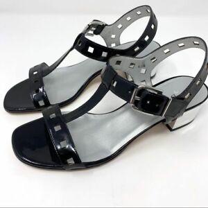 Ditto Vaneli Women's Black Silver Heel