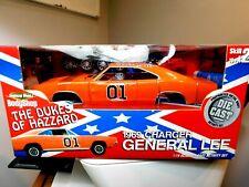1:18 ertl 1969 Dodge Charger el general Lee Dukes of Hazzard New en Premium-Model