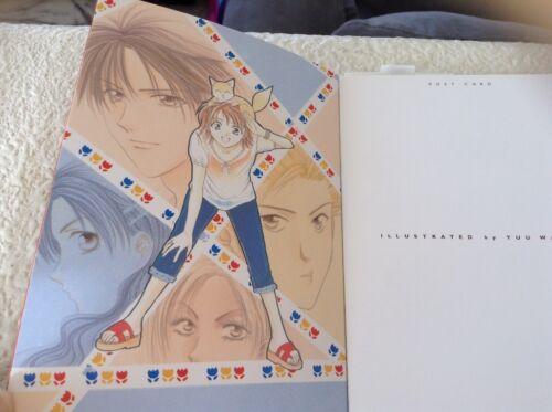 *RARE* NEW Yuu Watase Postcard Book Fushigi Yuugi The Celestial Legend Ceres