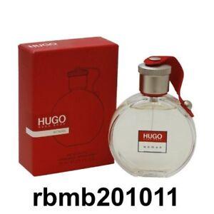 ever popular sold worldwide wide varieties Details about HUGO WOMAN (RED) by Hugo Boss 4.2 oz/125ml EDT Women NIB