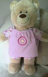 Build-a-bear-BAB-girls-clothes-fit-40cm-length-teddy-inc-Pumpkin-Patch-handmade