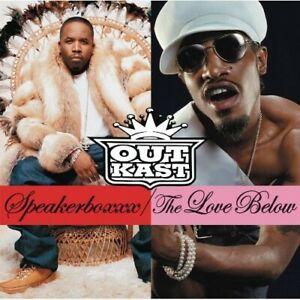 OutKast-Speakerboxxx-The-Love-Below-4-Disc-VINYL-LP-NEW