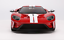 Maisto-1-18-2017-Ford-GT-Concept-Diecast-Model-Sports-Racing-Car-Red-NEW-IN-BOX thumbnail 2
