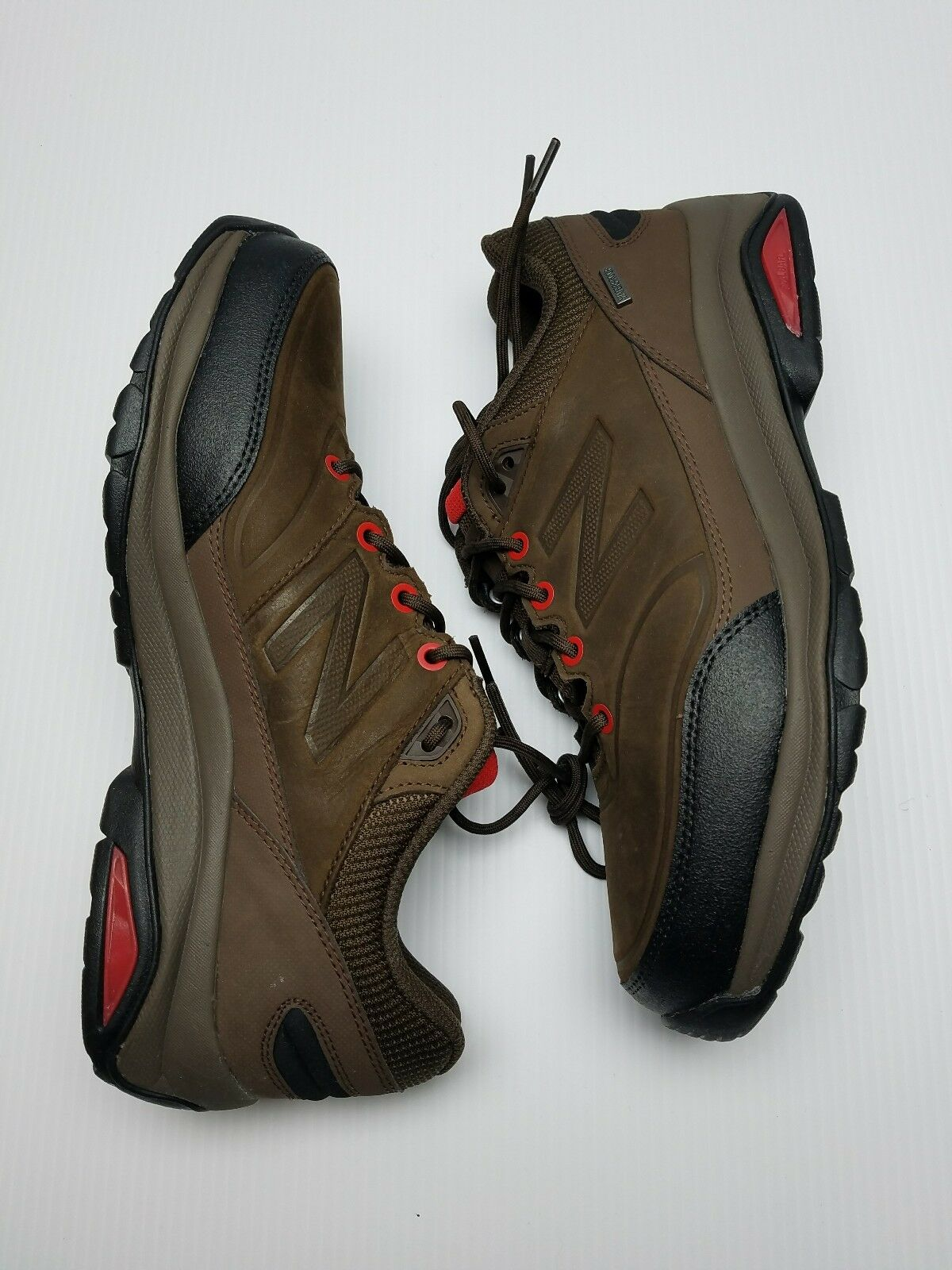 New Balance 1300 Men's Hiking Walking shoes  Brown   Red MW1300BR sz9.5