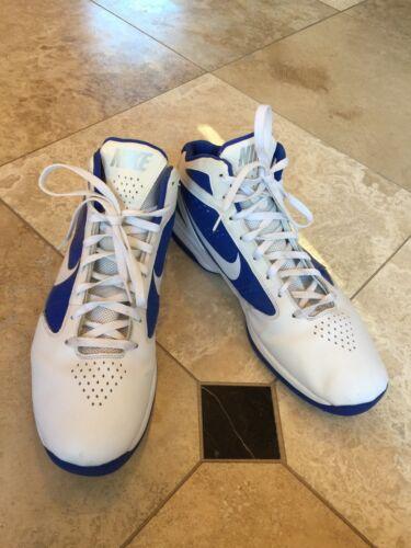 Talla Blanco Zapatos 454140 Flywire Nike Hombre 103 Azul Airmax 15 wS8IwYCxq