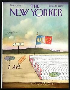 1971-Marching-Words-034-We-Are-Are-We-034-Steinberg-art-Dec-4-New-Yorker-COVER-ONLY