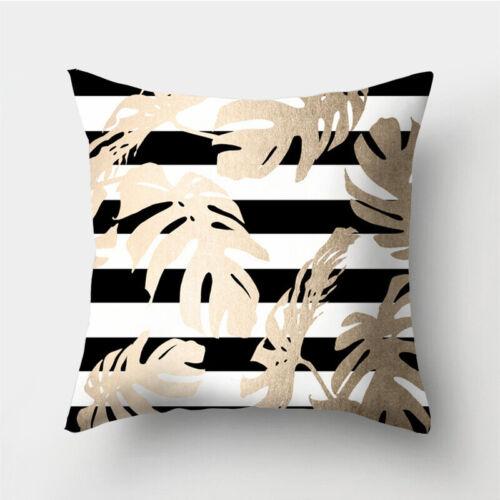 Cover 18/'/' Polyester Cushion Sofa Case Waist Pillow Decor Throw Home