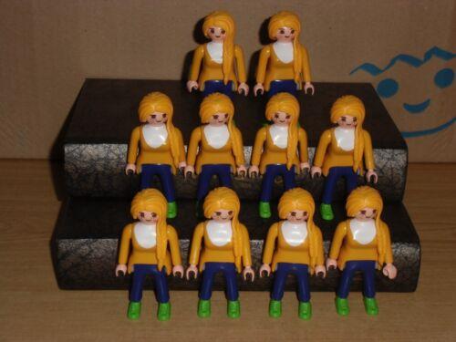 Playmobil 10 figuras oferta,meilleure offre de lot 10 chiffres,figure best offer