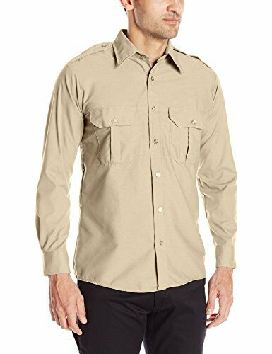 Horace Small Men/'s Classic Long Sleeve Security Shirt