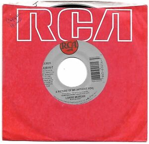 MORGAN, Lorrie (A Picture Of Me ) RCA 62014-7 888880671608 ...
