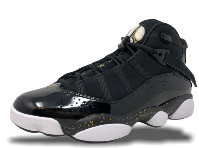 Jordan 6 Rings Mens 322992-007 Black