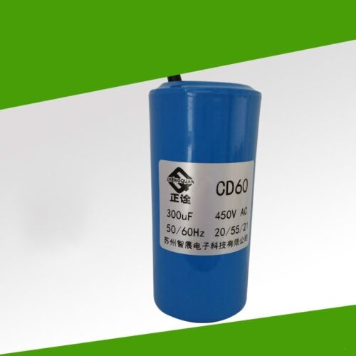 CD60 motor start Capacitor 450 V 300UF 300 uF 450 V condensateur