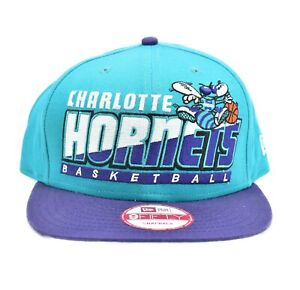 classic best choice really cheap New Era® NBA® Charlotte Hornets Classic Stack Punch 9Fifty ...