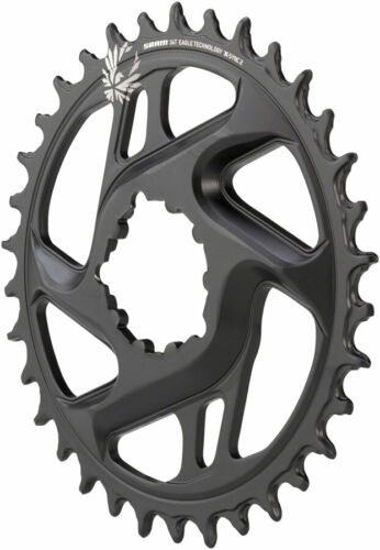 SRAM X-Sync 2 Eagle Cold Forged Direct Mount Chainring 34T 6mm Offset