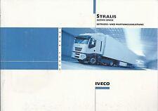 LKW   IVECO   STRALIS   Active Space   2006   Betriebsanleitung   Handbuch    BA