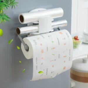 Bathroom-Toilet-Paper-Storage-Roll-Rack-Wall-Mount-Holder-Shelf-Towel-Holder