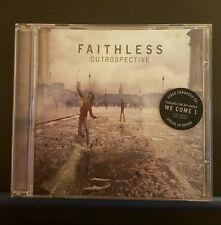 Faithless Outrospective CD **VIDEO ENHANCED SPECIAL EDITION** FREE POST