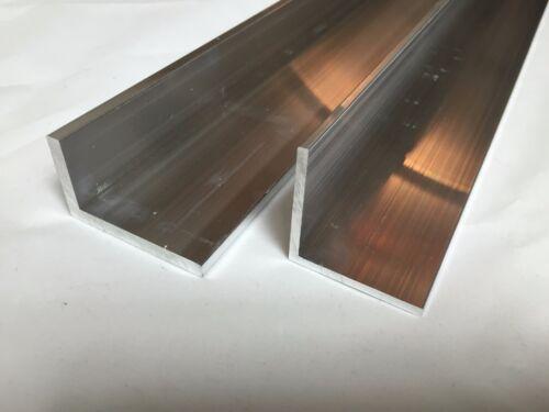 Aluminium Angle 20 x 20 x 3 mm 25 x 25 x 3 mm 30 x 15 x 2 mm 30 x 20 x 2 mm