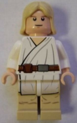 LEGO Star Wars Luke Skywalker Minifigures//Minifigures New//New