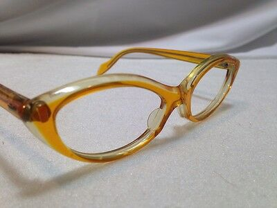 NOS Ward Brand Veri-chic Vintage CatEye Eyeglass Frames Glasses