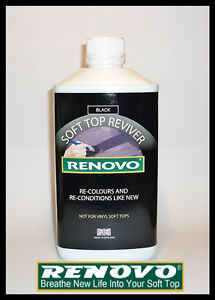RENOVO-toile-souple-coupe-RENOVATEUR-034-Noir-034-1-litre-BMW-MGF-MGTF-audi