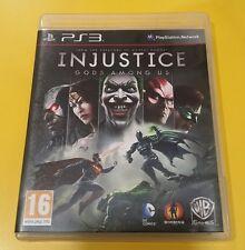 Injustice Gods Among Us GIOCO PS3 VERSIONE ITALIANA