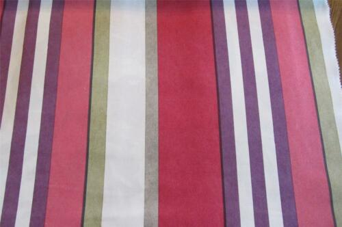 Bowden Berry  Prestigious Textiles Cotton  Curtain//Craft Fabric 140cm Wide Red