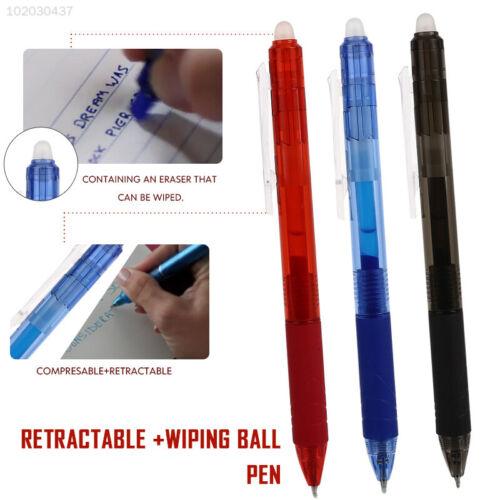 C545 with Eraser Erasable Rollerball Pens Erasable Gel Pens Universal Creative