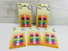 Post It Flags 47 Wide Assorted Colors 100 Flagspack 683 5cb2 874034 Lot X5