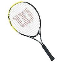 Cheap Wilson Us Open Tennis Racket 25 Ideal For Juniors Children Kids
