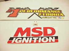 MSD 9000 RPM Rev Limiter Module Chip IMCA UMP NHRA IHRA Drag Car  NASCAR SCCA