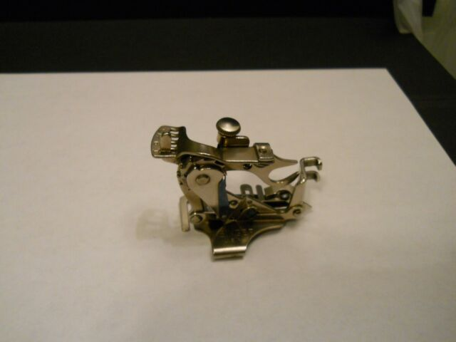 SINGER Ruffler Foot 40 Sewing Machine Attachment Part Vintage eBay Classy Singer Sewing Machine Attachments