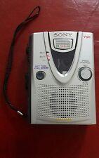 Sony TCM - 400DV v.o.r Cassette-corder Claro Grabadora de voz