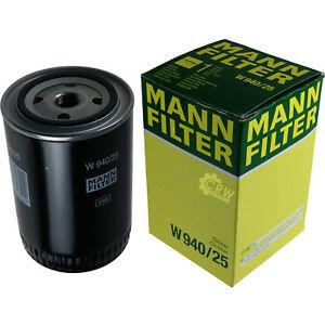 ORIGINALE-MANN-FILTER-FILTRO-OLIO-FILTRO-W-940-25-10-OIL-FILTER