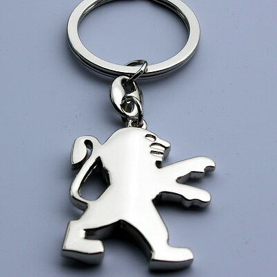 KEY CHAIN  RING PEUGEOT 205 206 207 306 307 405 406 505 105 3008 605 SPORT