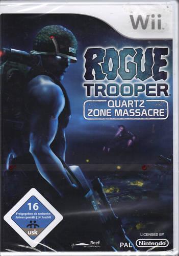 1 von 1 - Rogue Trooper - Quartz Zone Massacre (Nintendo Wii)