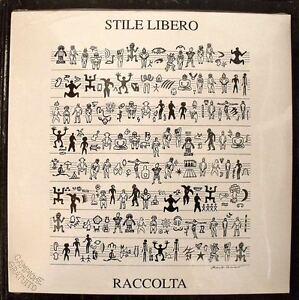 STILE-LIBERO-RACCOLTA-album-lp-vinile-originale-sigillato