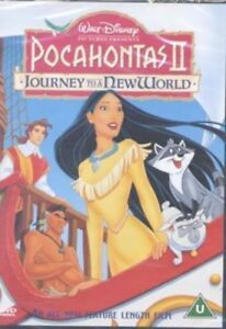 Pocahontas-II-DVD-Nuovo-DVD-BED888246