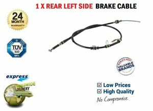 1x-LEFT-SIDE-HANDBRAKE-CABLE-for-SUZUKI-JIMNY-1-5-DDiS-4x4-2005-gt-on