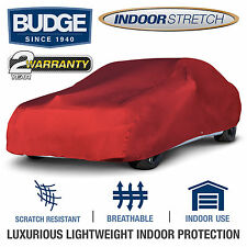 2008 Saab 9-3 Indoor Stretch Car Cover, Red