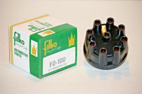 FILKO IGNITION DISTRIBUTOR CAP FO-100 STANDARD FD-129 FORD LINCOLN MERCURY
