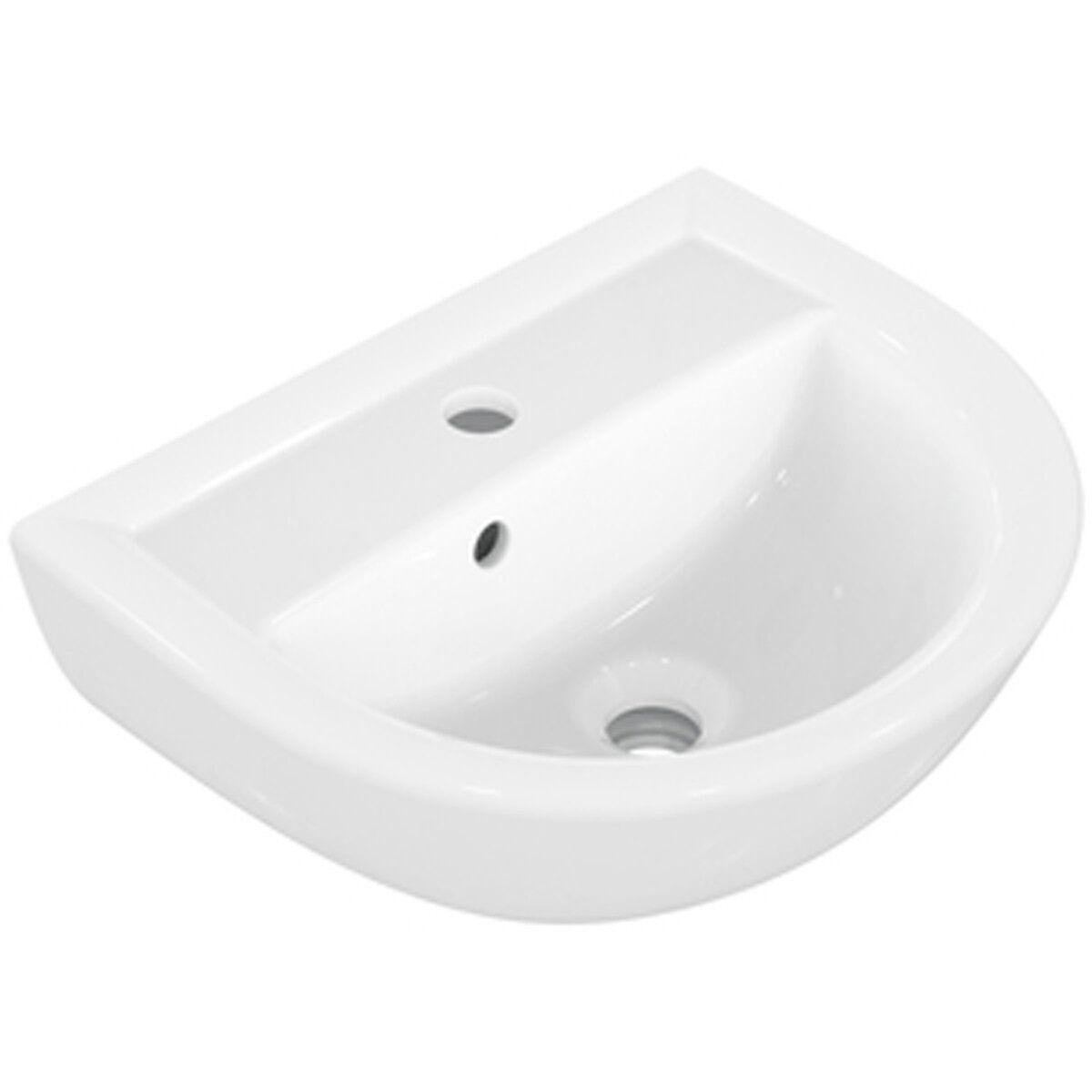 Sanibel 1001 Lavabo A16 lavabo lavabo 40,45, 50,55, 60,65cm blancoo